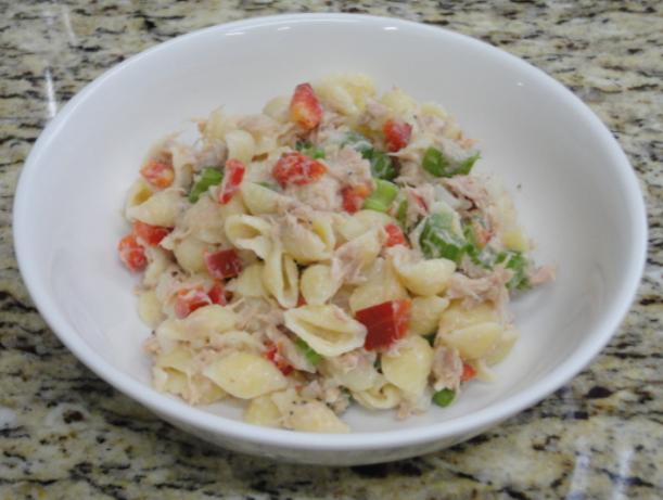 pasta shell salad