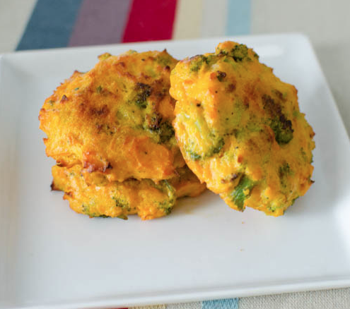 how to make cheese and broccoli crumbed balls